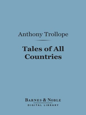 cover image of Tales of All Countries