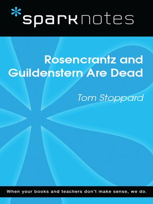 an explication of tom stoppards tragicomedy rosencrantz and guildenstern are dead An explication of tom stoppard's tragicomedy rosencrantz and guildenstern are  more essays like this: rosencrantz and guildenstern are dead, tom stoppard, sir.