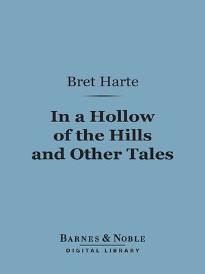 cover image of In a Hollow of the Hills