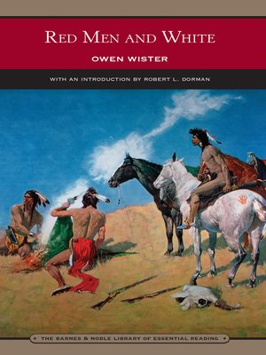 cover image of Red Men and White