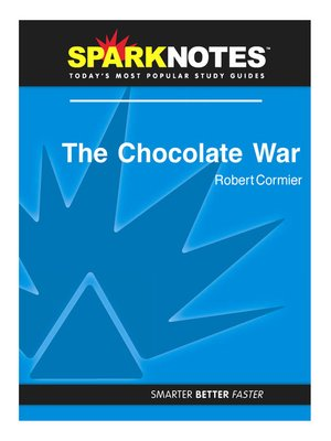 the chocolate war robert cormier pdf
