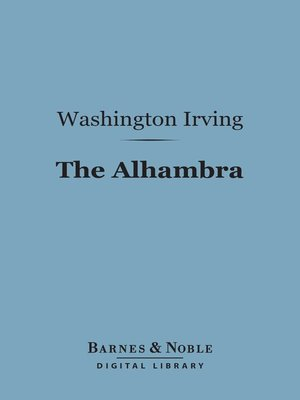 cover image of The Alhambra