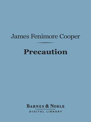 cover image of Precaution
