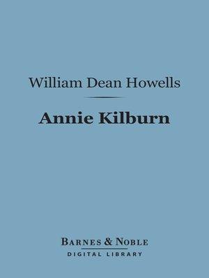 cover image of Annie Kilburn