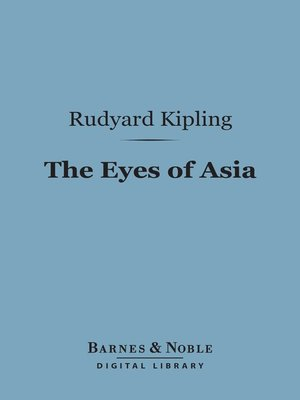 cover image of The Eyes of Asia
