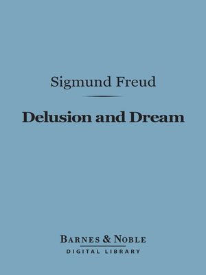 cover image of Delusion and Dream