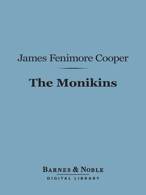 cover image of The Monikins