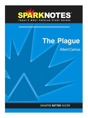 cover image of The Plague (SparkNotes Literature Guide)