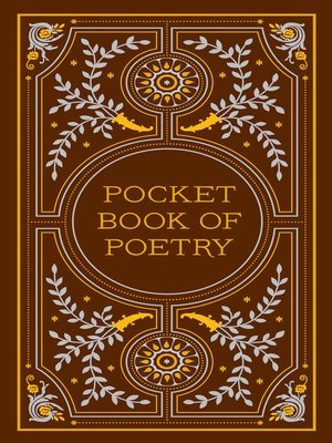 cover image of Pocket Book of Poetry