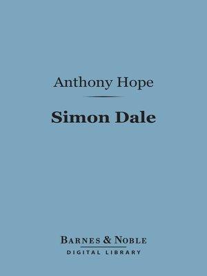 cover image of Simon Dale