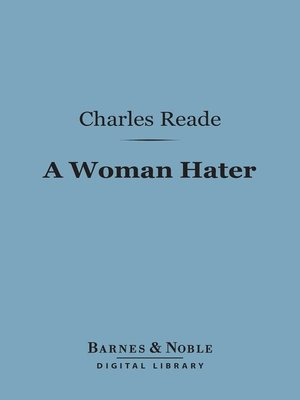 cover image of A Woman Hater