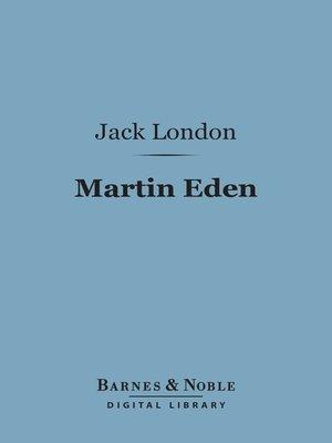 cover image of Martin Eden