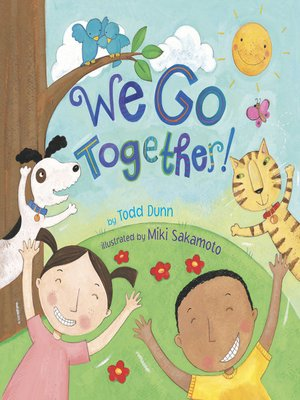cover image of We Go Together!