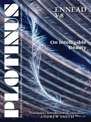 cover image of PLOTINUS, Ennead V.8