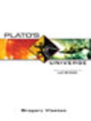 cover image of Plato's Universe