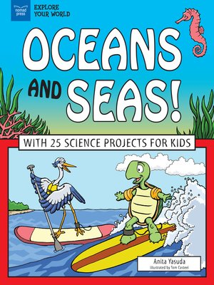 cover image of Oceans and Seas!
