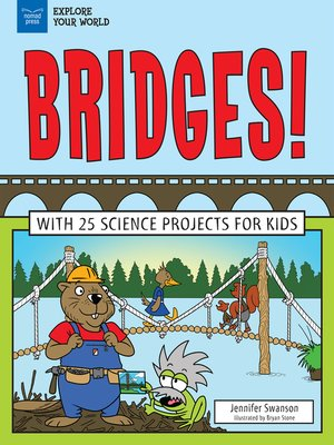 cover image of Bridges!