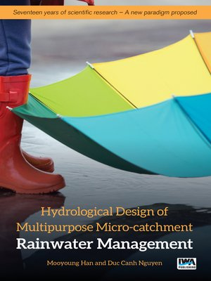 cover image of Hydrological Design of Multipurpose Micro-catchment Rainwater Management