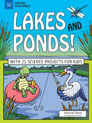 cover image of Lakes and Ponds!