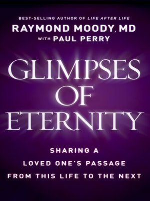 cover image of Glimpses of Eternity