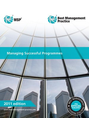 cover image of Managing Successful Programmes