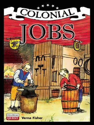 cover image of Colonial Jobs