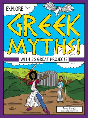 cover image of Explore Greek Myths!