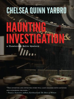 cover image of Haunting Investigation