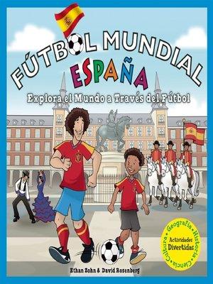 cover image of Fútbol Mundial Espana