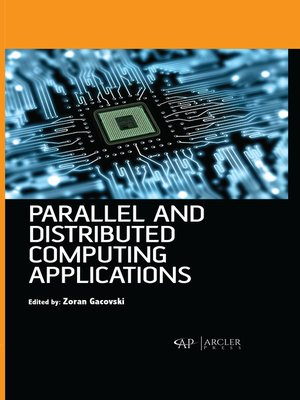 cover image of Parallel and Distributed Computing Applications