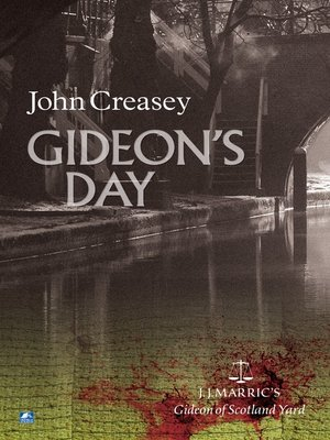 cover image of Gideon's Day