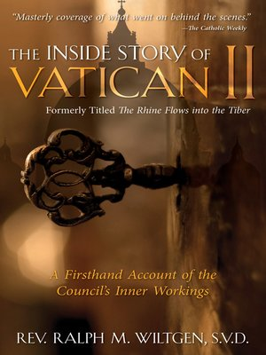 cover image of The Inside Story of Vatican II