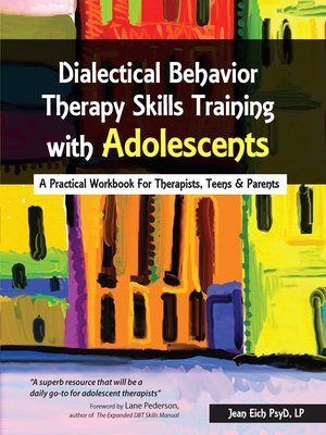 the dialectical behavior therapy skills workbook ebook