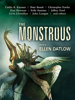 cover image of The Monstrous