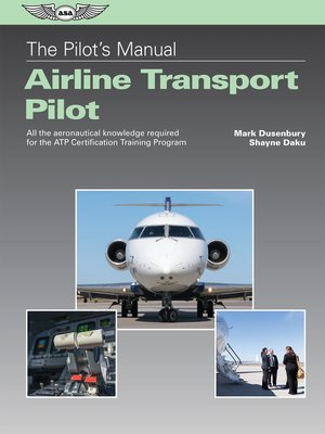 cover image of Airline Transport Pilot: All the aeronautical knowledge required for the ATP Certification Training Program