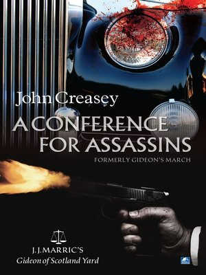 cover image of A Conference For Assassins