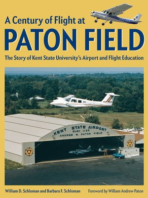 cover image of A Century of Flight at Paton Field