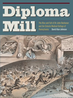 cover image of Diploma Mill