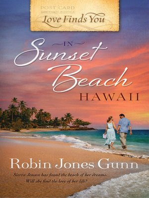 cover image of Love Finds You in Sunset Beach, Hawaii