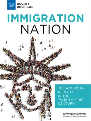 cover image of Immigration Nation