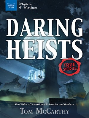 cover image of Daring Heists