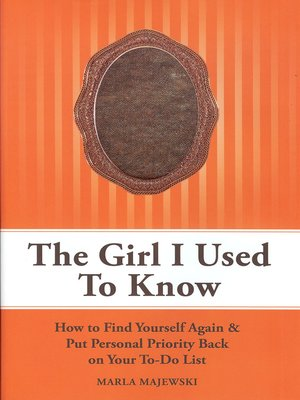cover image of The Girl I Used to Know