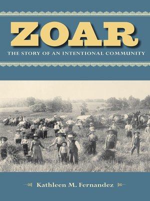 cover image of Zoar