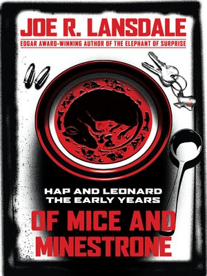 cover image of Of Mice and Minestrone