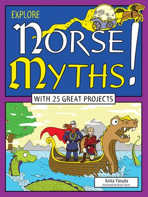 cover image of Explore Norse Myths!