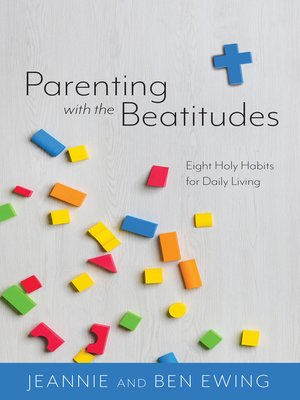 cover image of Parenting With the Beatitudes