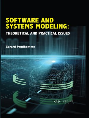 cover image of Software and Systems Modeling