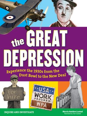 cover image of The Great Depression