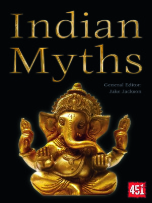 cover image of Indian Myths