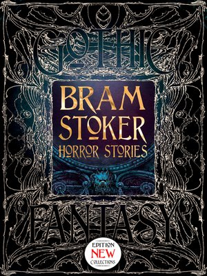 cover image of Bram Stoker Horror Stories